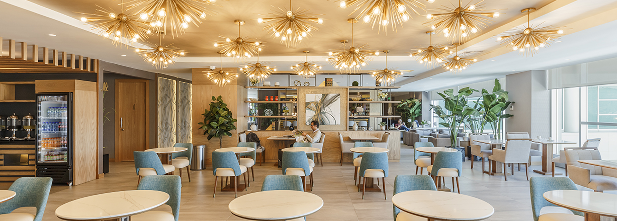Global airport lounge of the year 2018 awards