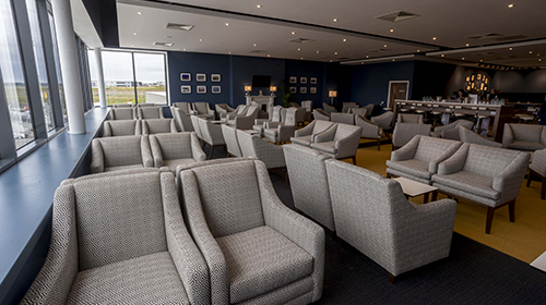 Northern Lights Executive Lounge, Aberdeen International