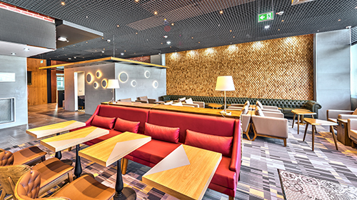 Club Aspire Lounge
