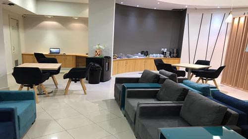 Advantage VIP Lounge, Santos Dumont Airport