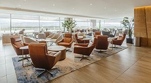 Global Airport Lounge of the Year Awards - winning lounge