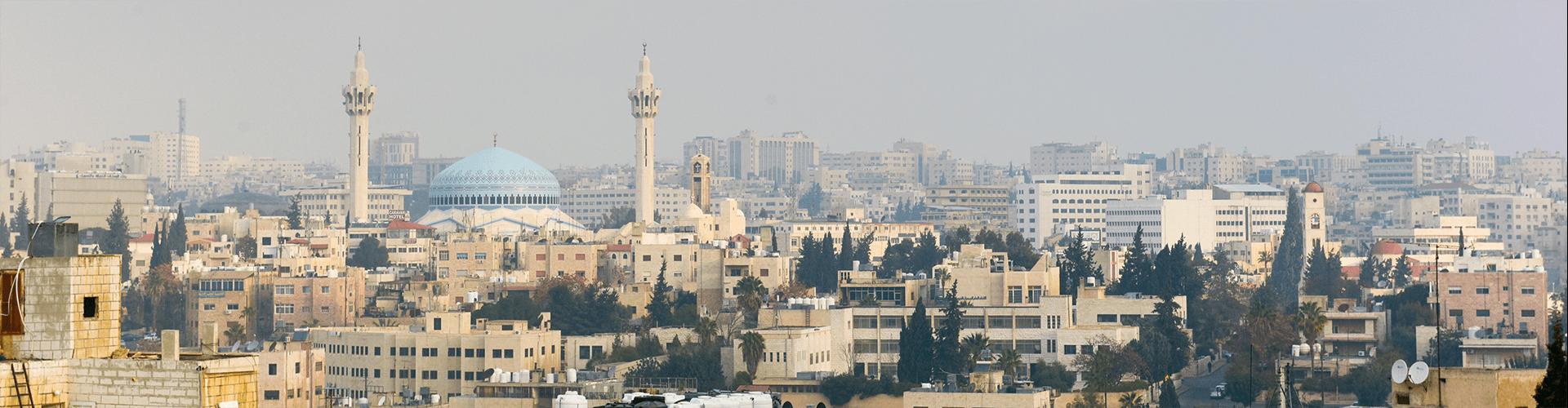 Amman Queen Alia International Airport