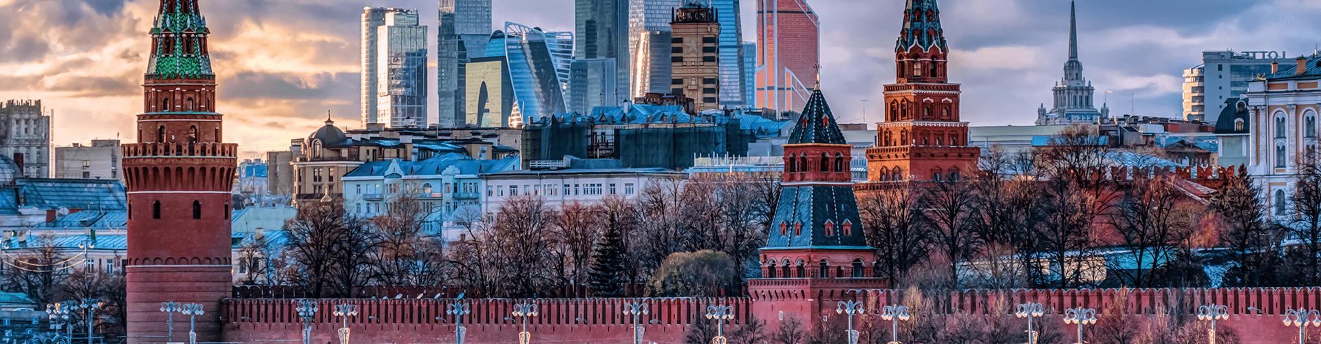 Moscow Domodedovo International