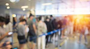 Priority Lane by Priority Pass will help you to dodge the lines at passport and security check points