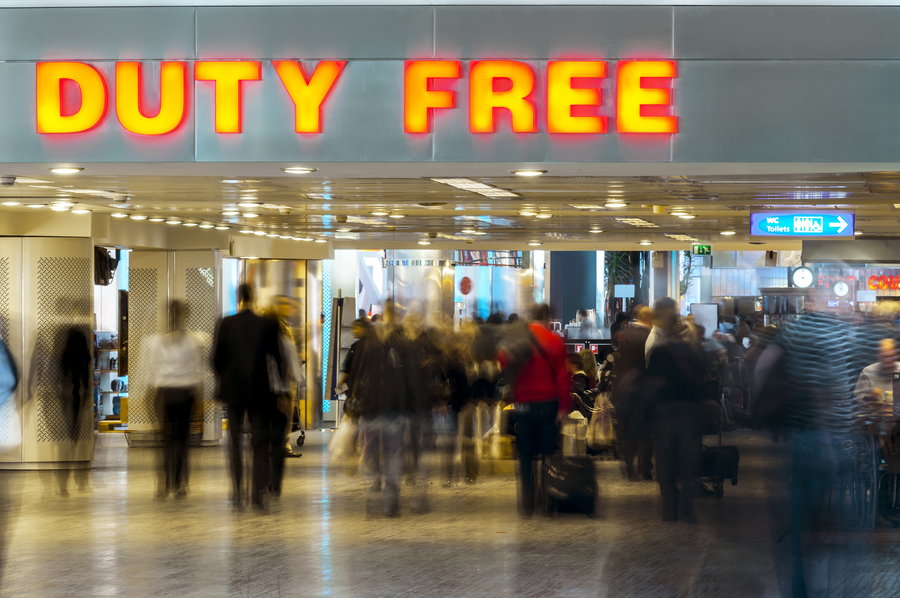 The main terminal in Istanbul Airport is the largest in the world and features some of the most extensive duty free options you'll ever come across