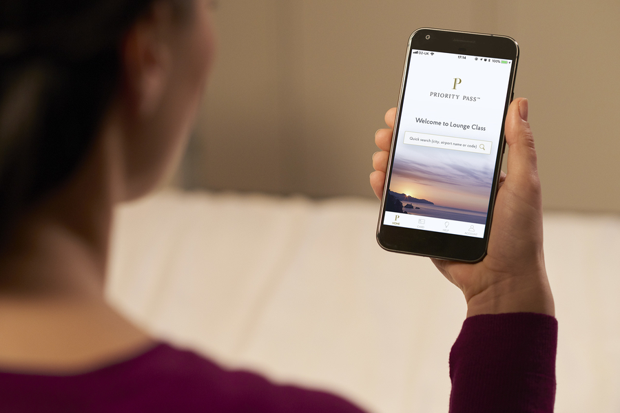 The Priority Pass app is available to download on the Apple App Store, and Google Play store