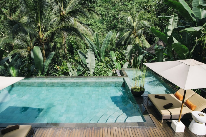 Bali wellness hotels aren't uncommon, and provide either amazing jungle views, or unbeatable sea views. Perfect for relaxing