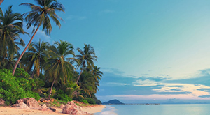 Nearly everywhere you go on Koh Samui will provide you with stunning views