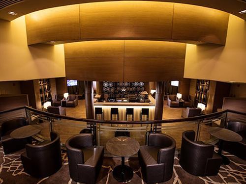 Al Reem Lounge, Abu Dhabi Intl, UAE
