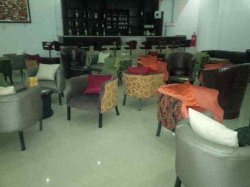 SDS Lounge, Abuja Nnamdi Azikiwe Intl