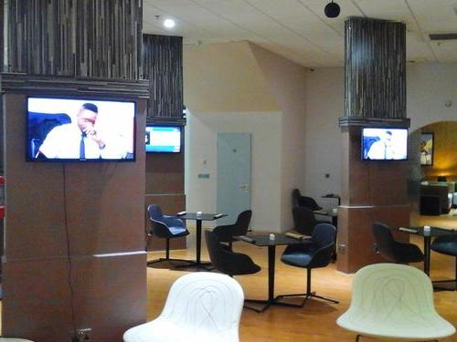 The Gabfol Lounge, Lagos Murtala International