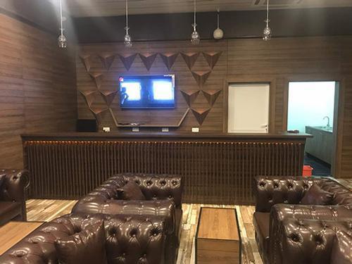 Airspace Lounge, Abuja Nnamdi Azikiwe Intl, Nigeria