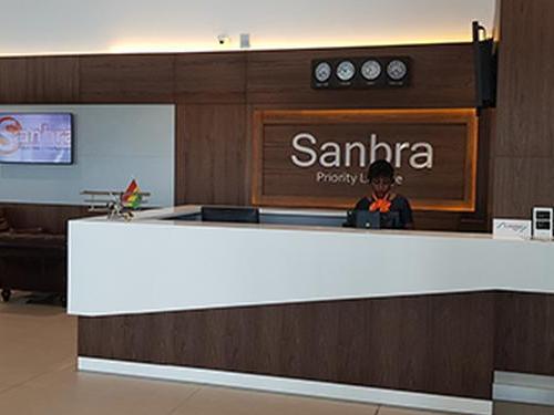 Sanbra Priority Lounge