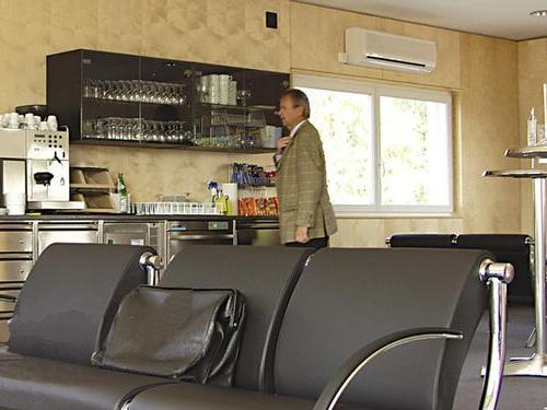 Airport Lounge, St Gallen- Altenrhein