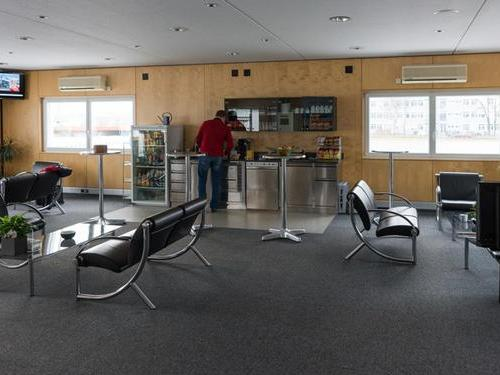 People's Business Airport Lounge, St. Gallen