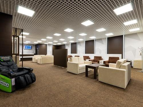 Business Lounge, Sochi International, Russia