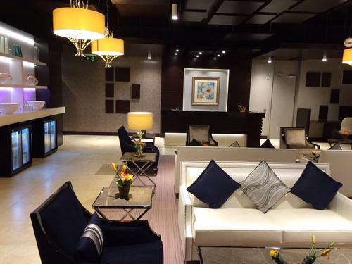 Petra Lounge, Amman Queen Alia International