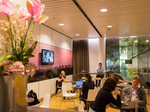 Aspire Lounge (No.26), Amsterdam Schiphol
