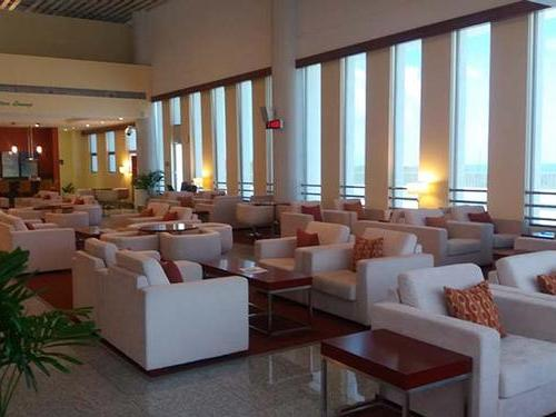 Executive Lounge, St Georges VC Bird International