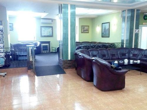 VIP Lounge, Arkhangelsk Talagi, Russia