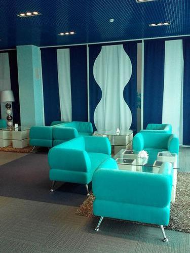 Business Lounge, Astrakhan