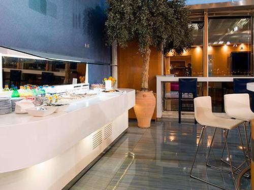 Skyserv Melina Merkouri Lounge, Athens International, Greece