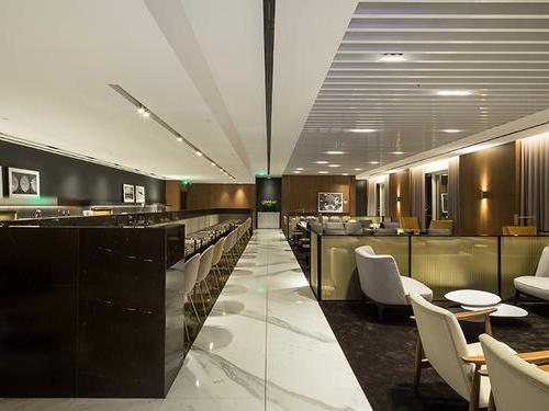 Goldair CIP Lounge, Athens International