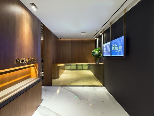 Goldair Handling Lounge