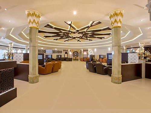 Diamond Lounge,Abu Dhabi International