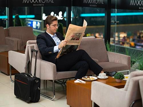 CIP Lounge_Intl Terminal 1_Antalya_Turkey