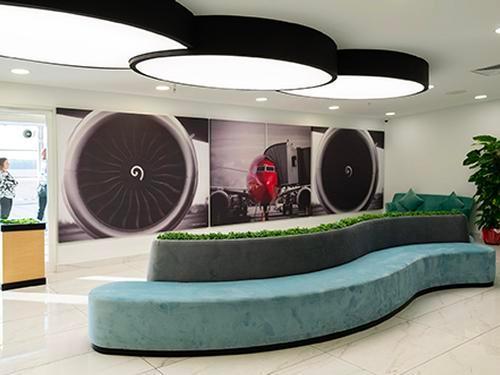 CIP Lounge_Intl Terminal 2_Antalya_Turkey