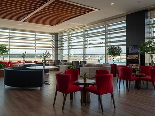 CIP Lounge_Domestic Terminal_Antalya_Turkey