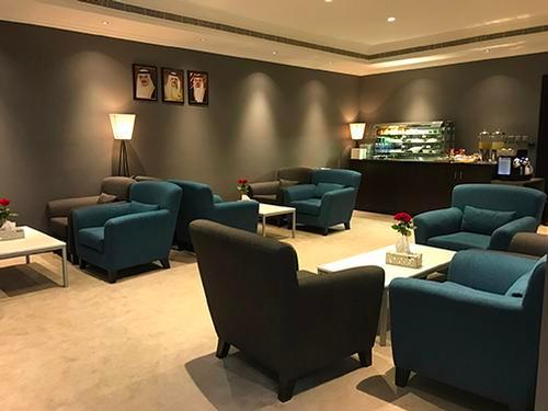 Hala - Awal Lounge, Bahrain International, Bahrain
