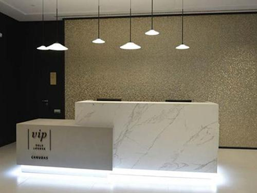 Sala VIP Canudas - Barcelona El Prat - Spain