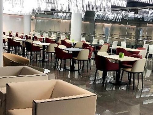 Sala VIP Pau Casals_Barcelona El Prat_Spain