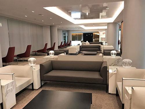 Sala VIP Pau Casals