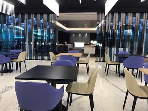 Sala VIP Miro_Barcelona El Prat_Spain