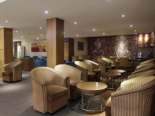 Concordia Lounge, Banjarmasin Syamsudin Noor Intl, Indonesia
