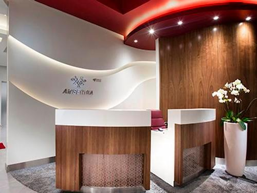 Air Serbia Premium Lounge_Belgrade Nikola Tesla_Serbia