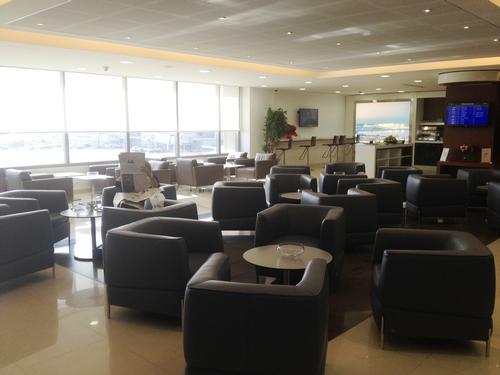 Beirut Lounge, Beirut Rafic Hariri Intl
