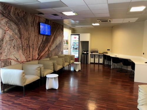 Gate VIP Lounge SACBO_Milan Bergamo_Italy