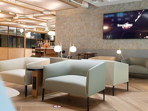 HelloSky Milan Bergamo Lounge