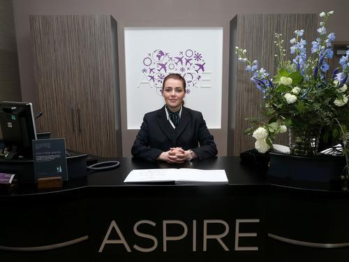 Aspire Lounge by Servisair, Belfast City