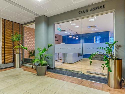 Aspire Lounge (South)