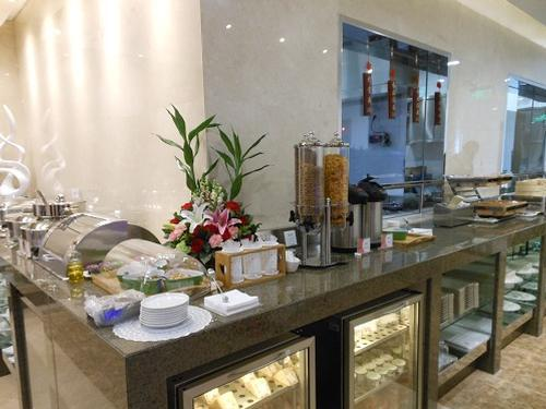Air China First & Business Class Lounge, Beijing Capital International, China