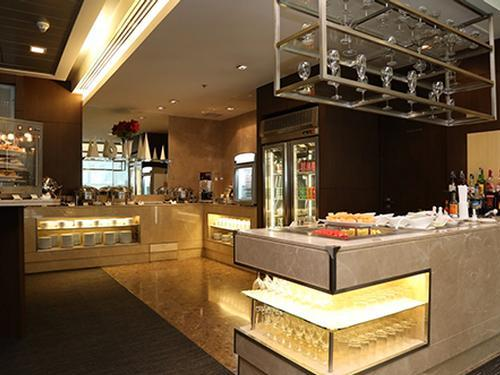 Miracle Lounge, Bangkok Suvarnabhumi Intl, Thailand