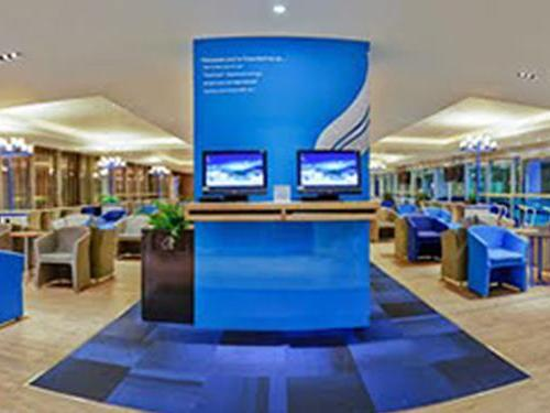 Bangkok Airways Boutique Lounge_Bangkok Intl_Thailand