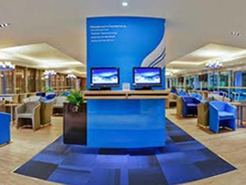 Bangkok Airways Boutique Lounge_Bangkok Intl_Thailand