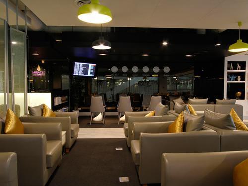 Louis' Tavern CIP First Class (Conc F) Lounge, Bangkok Suvarnabhumi