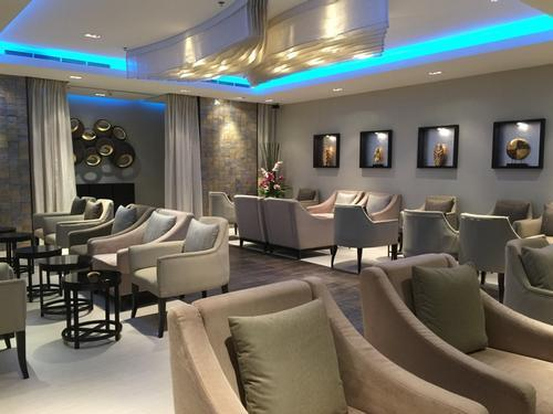 Oman Air First & Business Class Lounge, Bangkok Suvarnabhumi International